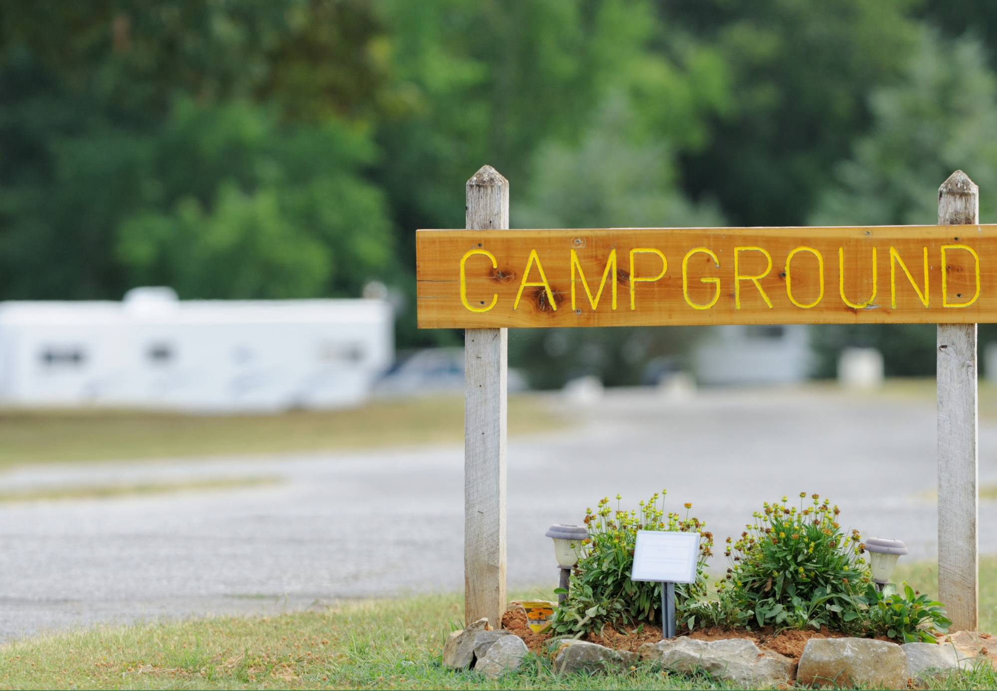 new campground owner